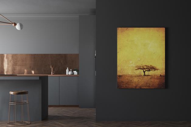 Obraz - Drzewko grunge