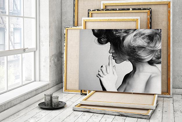 Obraz Piękna kobieta