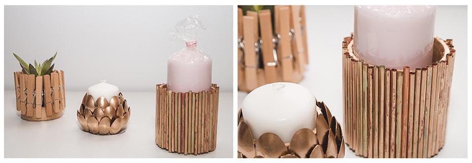 Osłonka na doniczkę, mini świecznik, a może pudełko na skarby?