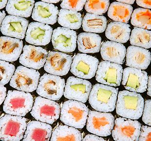 Do sushi baru