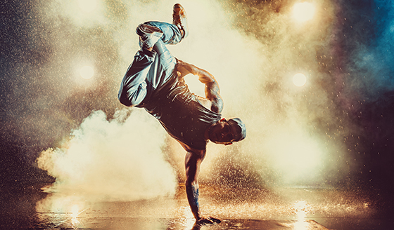 Do szkoły tańca