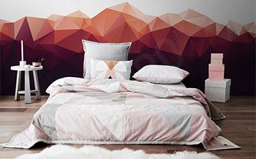 Fototapeta abstrakcyjne góry