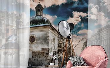 Fototapeta architektura Krakowa