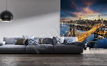 Fototapeta budowle Nowego Jorku