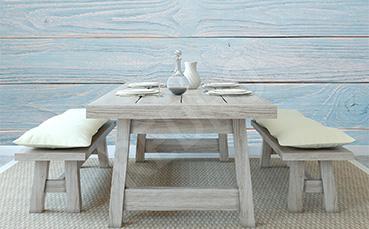 Fototapeta deski w stylu rustykalnym
