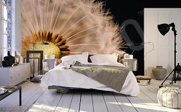 Fototapeta dmuchawiec do sypialni