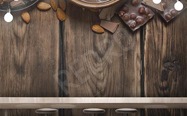 Fototapeta do kawiarni czekolada