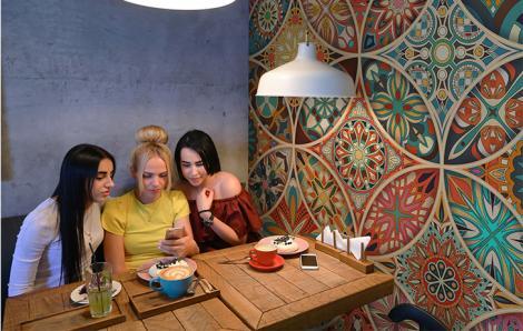 Fototapeta do restauracji indyjskiej