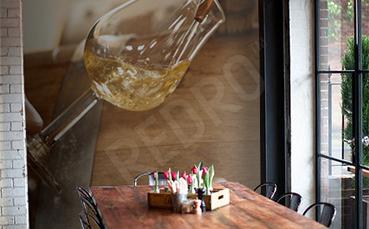 Fototapeta do restauracji whiskey