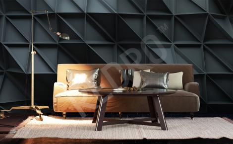 Fototapeta do salonu 3D minimalistyczna