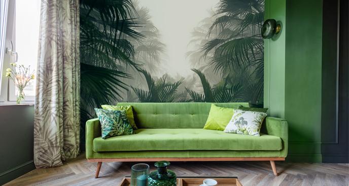 Fototapeta do salonu – dżungla