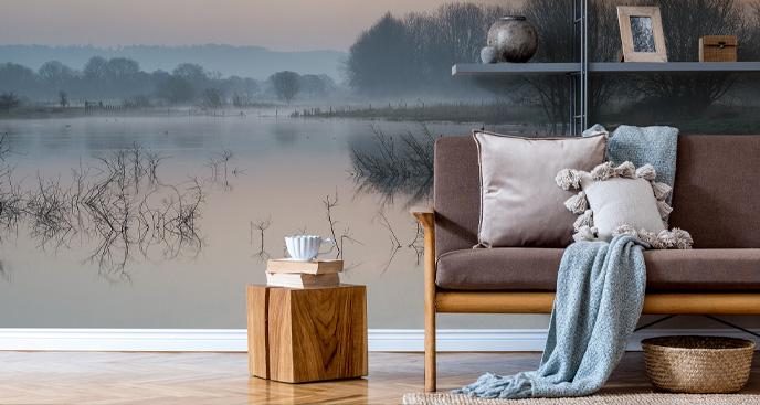 Fototapeta do salonu – jezioro