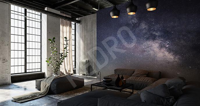 Fototapeta do salonu nocne niebo