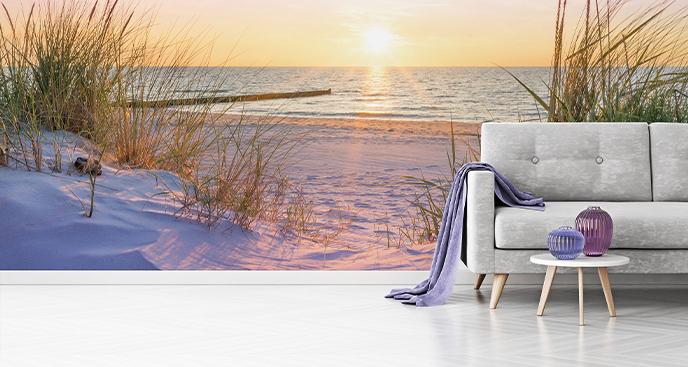 Fototapeta dzika plaża