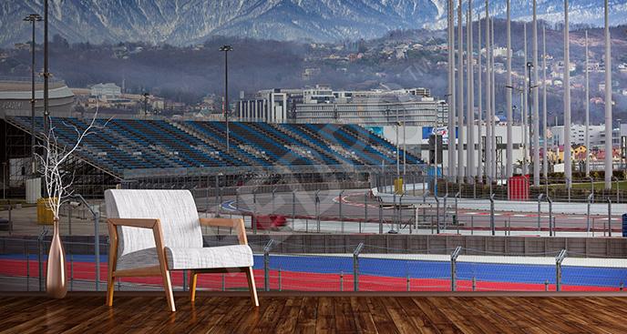 Fototapeta Formuła 1 w Rosji