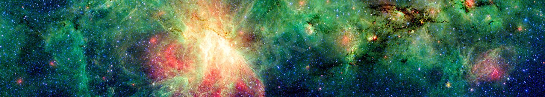 Fototapeta galaktyka NASA