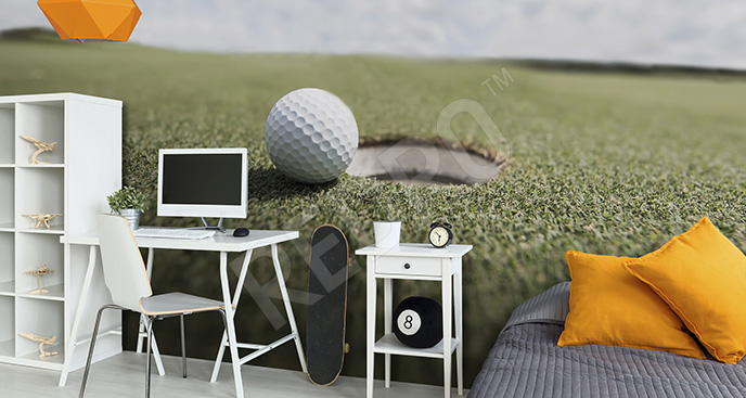 Fototapeta golf 3D