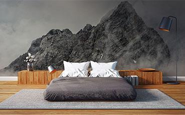 Fototapeta góry do sypialni