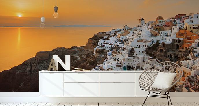 Fototapeta greckie miasto
