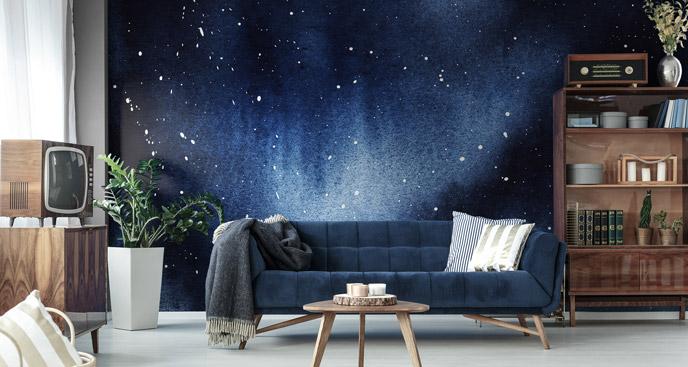 Fototapeta kosmos i gwiazdy