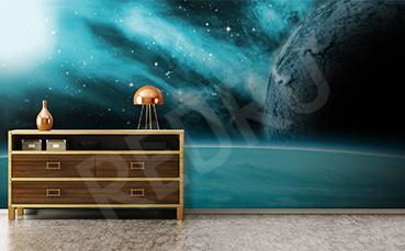 Fototapeta kosmos na ścianę