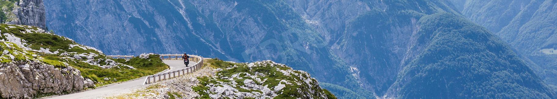 Fototapeta krajobraz Alp