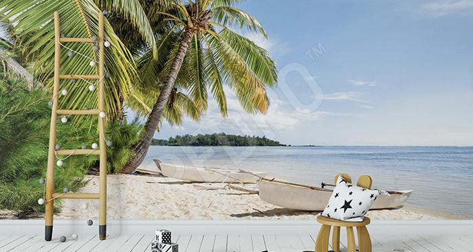 Fototapeta lato nad morzem