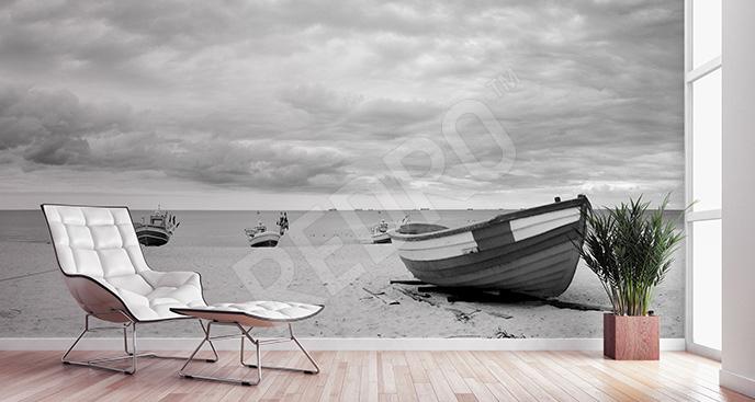 Fototapeta łódź rybacka