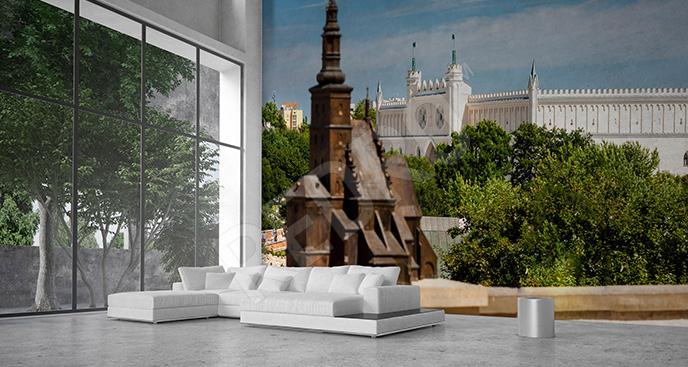 Fototapeta Lublin 3D