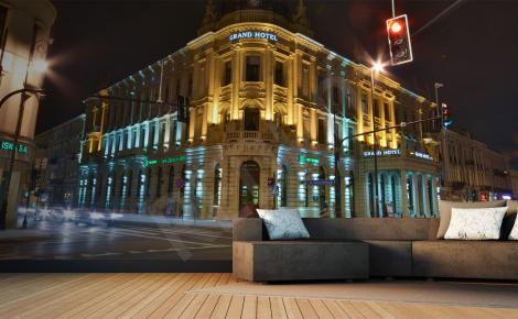 Fototapeta Lublin architektura