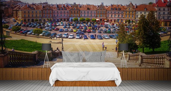 Fototapeta Lublin do sypialni
