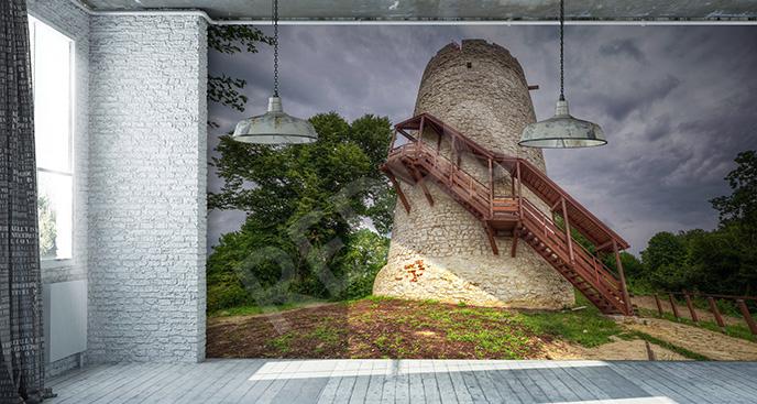 Fototapeta Lublin: wieża zamkowa