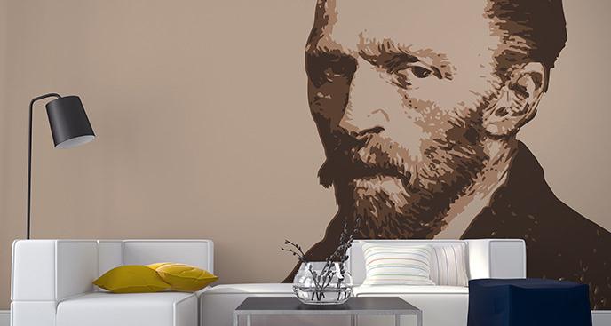 Fototapeta ludzie: Vincent van Gogh