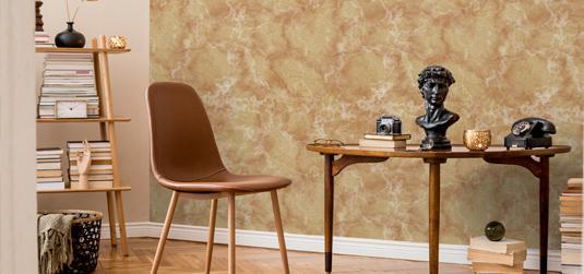 Szukasz luksusowej tapety? Marmur to jeden z najbardziej interesujących wzorów!