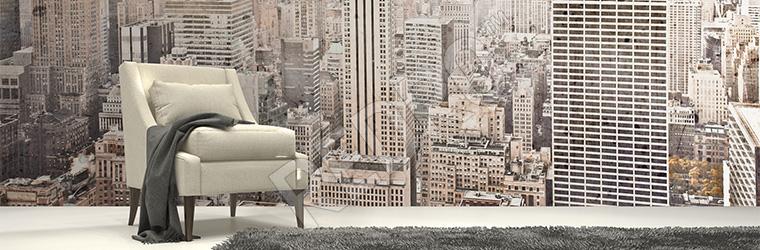 Fototapeta miejskie wieżowce