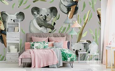 Fototapeta misie koala
