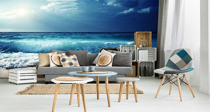 Fototapeta morze i plaża