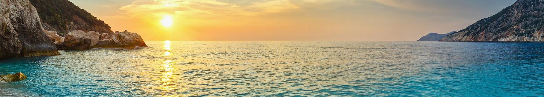 Fototapeta widok na morze