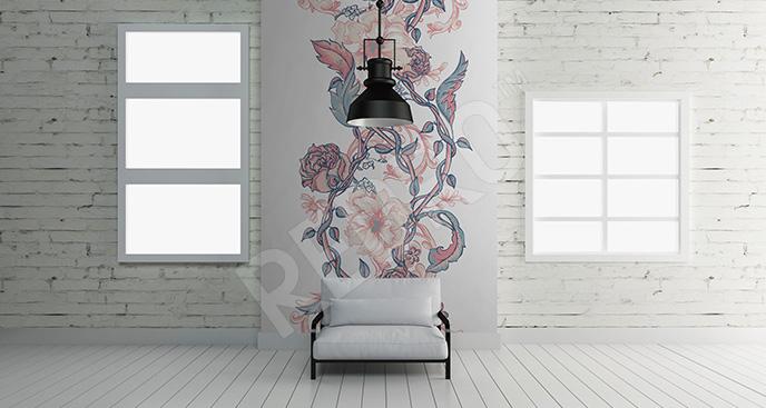 Fototapeta motyw magnolii