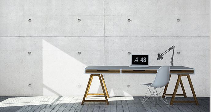 Fototapeta mur do biura