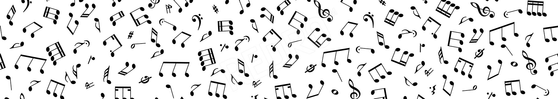 Fototapeta muzyka do pokoju nastolatka