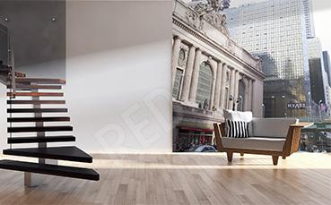 Fototapeta Nowy Jork - architektura