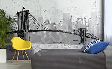 Fototapeta Nowy Jork do sypialni