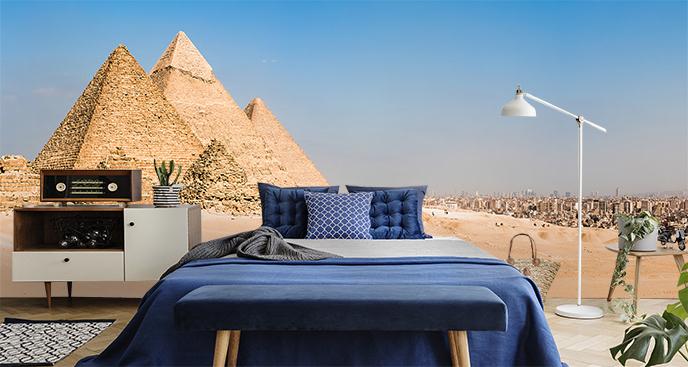 Fototapeta panorama Egiptu