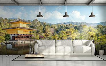 Fototapeta panorama Kioto
