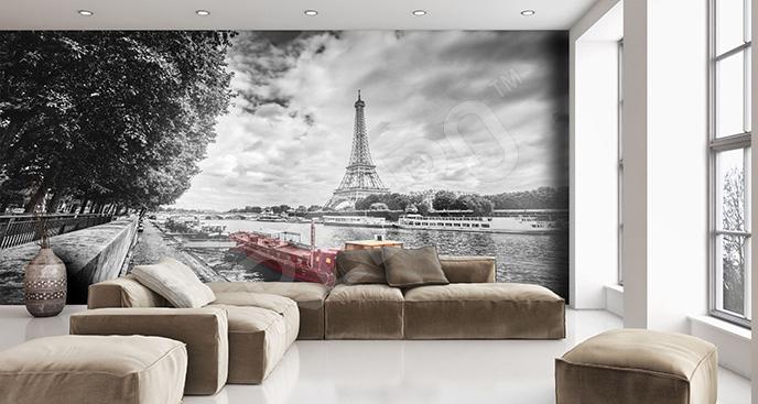 Fototapeta Paryż nad Sekwaną