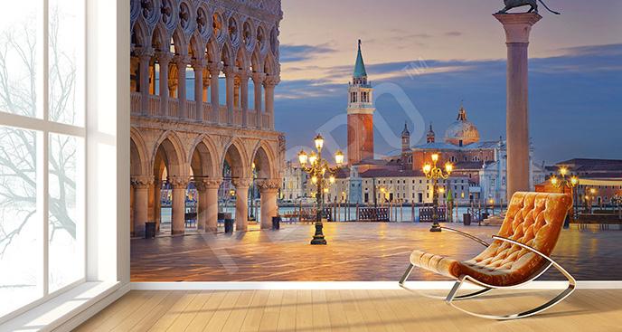 Fototapeta plac w Wenecji