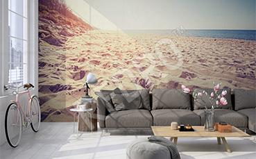 Fototapeta plaża nad morzem