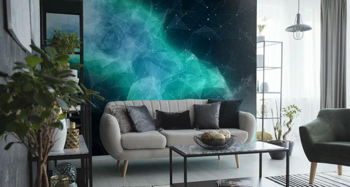 Fototapeta kosmos 3D