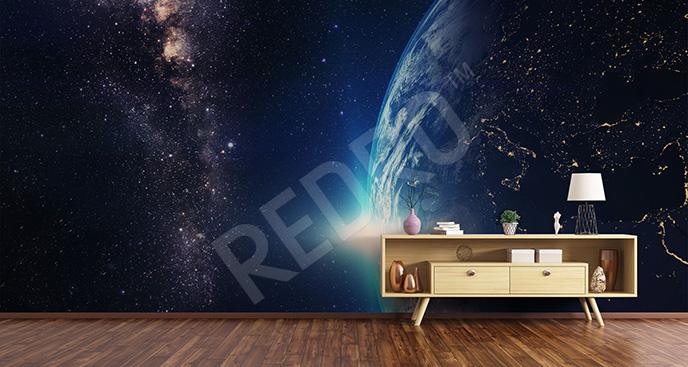 Fototapeta przestrzeń kosmiczna